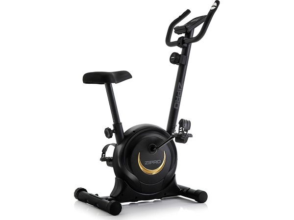 Велоергометър Zipro One S Gold, Магнитен, Маховик 6 кг, Максимално допустимо тегло 110 кг