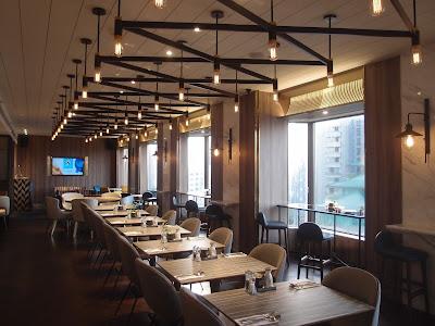 Hotel Jen Tanglin Club Lounge