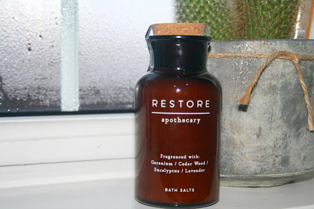 Marks and Spencer Apothecary Range