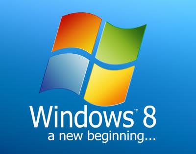 Windows 8, a new beginning