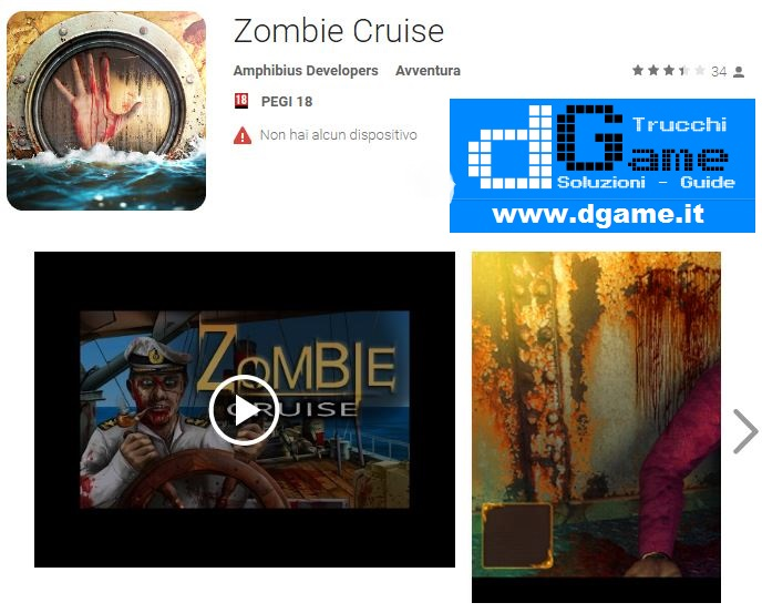 Soluzioni Zombie Cruise di tutti i livelli | Walkthrough guide