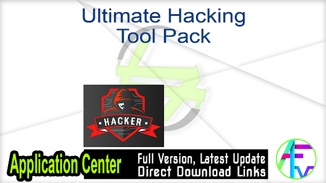 Ultimate Hacking Tool Pack
