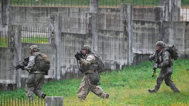 """EE.UU. exige a Corea del Sur una suma """"astronómica"""" para mantener sus tropas en ese país"""