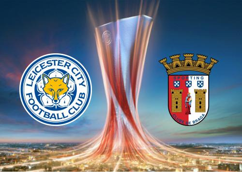Leicester City vs Sporting Braga -Highlights 05 November 2020