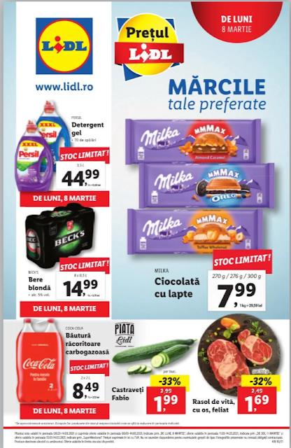 LIDL catalog brosura   8-14.03 2021