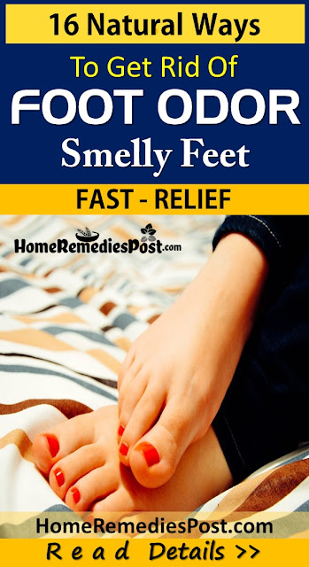 how to get rid of foot odor, home remedies for foot odor, get rid of smelly feet fast, treat smelly feet