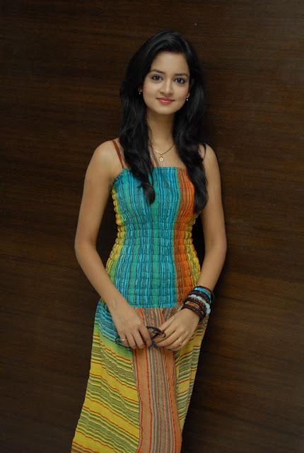 Shanvi Lovely Heroine Beautiful Photoshoot Stills Images