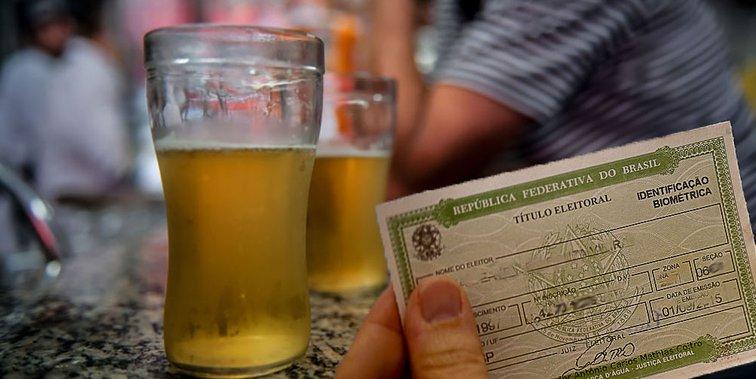 Lei seca eleitoral não será aplicada em São Paulo no primeiro turno da eleição