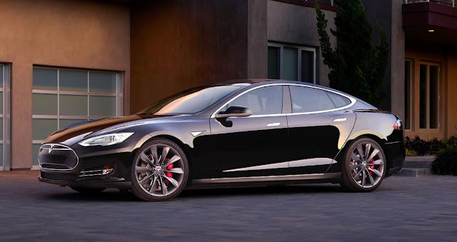 Modelo S de Tesla
