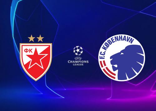 Crvena Zvezda vs København -Highlights 6 August 2019