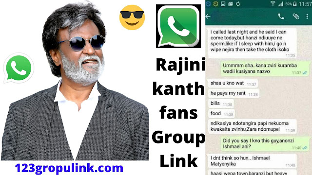 Join 201+ Rajinikanth Whatsapp Group Link List 2020