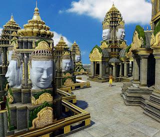 El Bayón, en Camboya