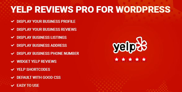 YELP ASSESSMENT FOR WORDPRESS