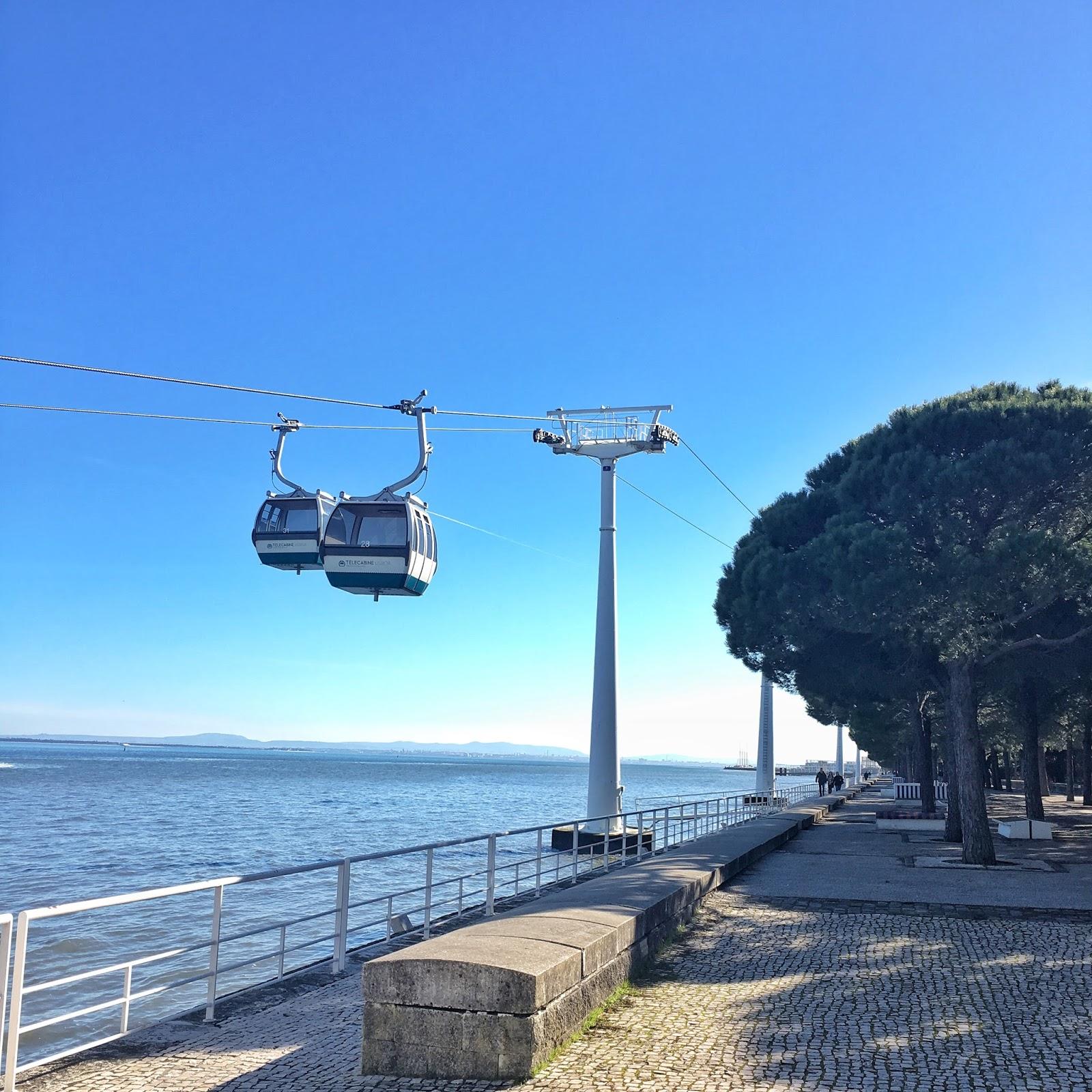 Parque das Nacoes, Lisbon, Portugal
