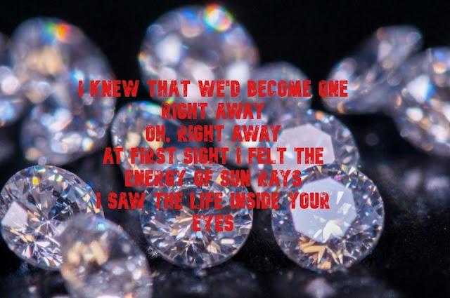 Rihanna - Diamonds Song  With Lyrics