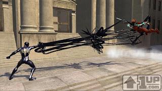 Spider-Man: Web of Shadows (PS2) 2009