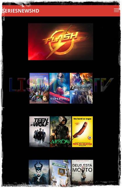 SeriesNewsHD - Apk - Novo app de Filmes e Séries