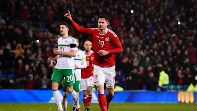 اهداف مباراة ويلز وايرلندا الشمالية اليوم السبت 25 يونيو 2016 وملخص كورة يوتيوب نتيجة لقاء زملاء بيل في ثمن نهائي يورو 2016