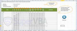 Aplikasi Perhitungan Nilai Ijazah SD dan SMP 2020