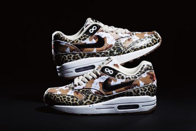 meilleur site web e8ae1 f6c11 Estibé Blog: atmos x Nike Air Max 1 Animal Camo Pack ...