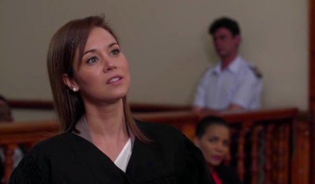 Sandra Stein TV lawyer