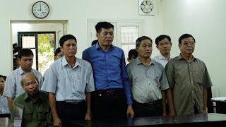 Xét xử phúc thẩm nhóm cựu quan chức xã Đồng Tâm