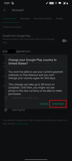 تبحث عن تطبيقات أو ألعاب أندرويد على متجر جوجل بلاي وتجدها غير متوفرة في منطقتك الجغرافية؟ إليك كيفية تثبيت تطبيقات غير موجودة في بلدك، وبالتالي حل مشكلة هذا العنصر غير متاح في بلدك.