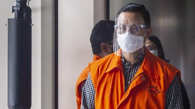 Penahanan Juliari Peter Batubara Di perpanjang KPK 40 hari