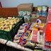 159 colis alimentaires pour ce 19 avril  2021