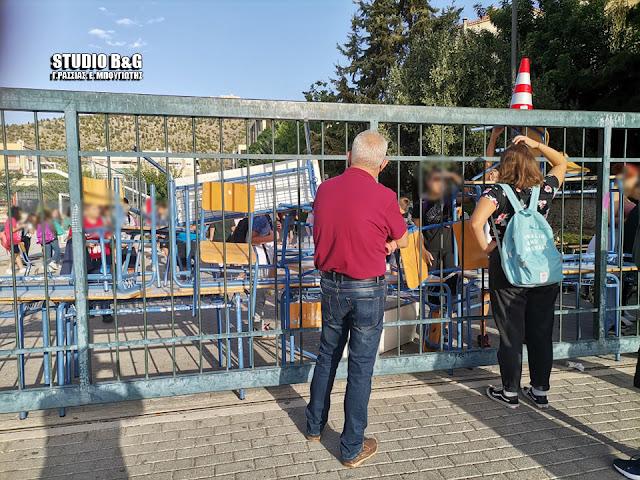 Σε καταλήψεις προχώρησαν μαθητές στην  Αργολίδα
