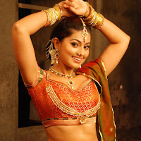Glorious and winning Sneha in ethnic indian dress