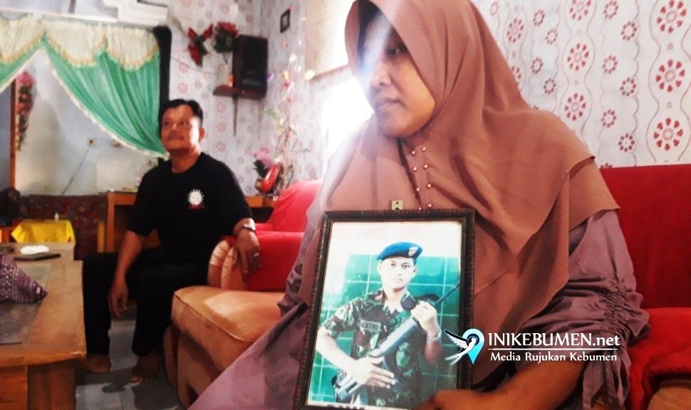 Berharap KRI Nanggala-402 Segera Ditemukan, Ortu Serda Eko Minta Doa Masyarakat Kebumen