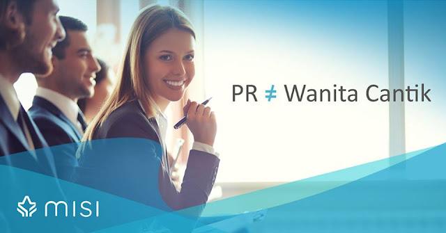 Kelebihan Pelatihan PR di MISI