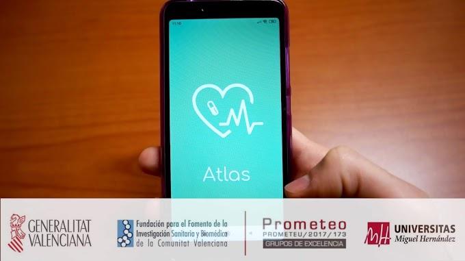 La app Atlas ya dispone de un vídeo tutorial en YouTube