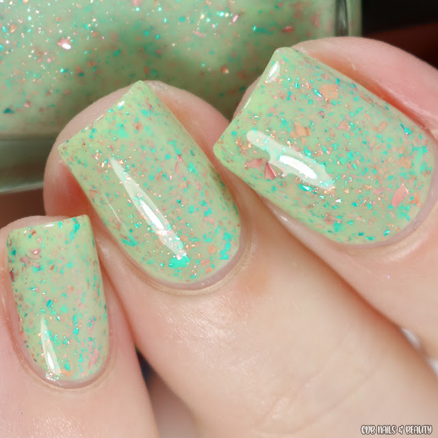 Rogue Lacquer-Dino Sprinkles