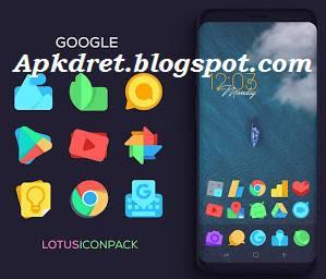 Lotus Icon Pack 2 2 Paid apk | Apkdret
