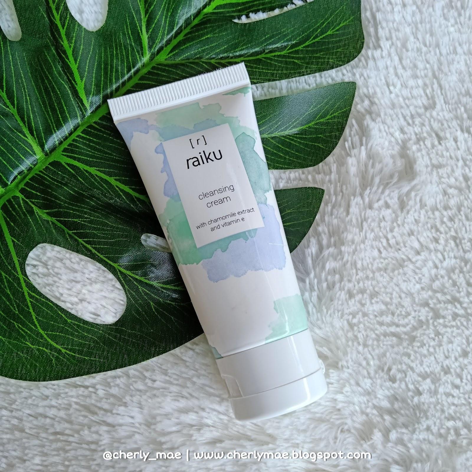 ec4efdca23d Review Raiku Skincare Cleanser dan Anti Aging Series