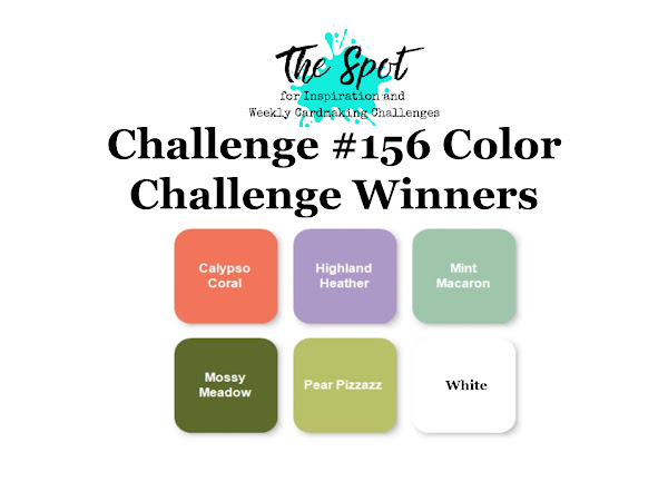 Challenge #156 Winners Announced