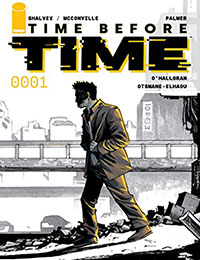 Time Before Time Comic