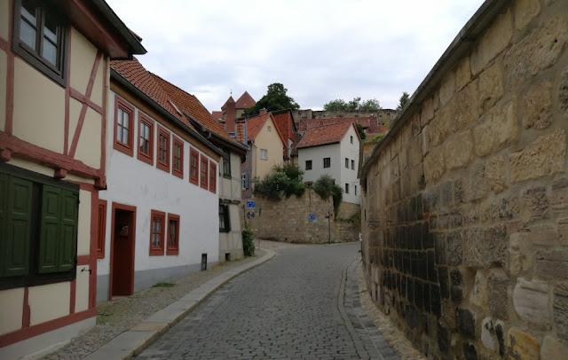 Quedlinburg - Burgberg