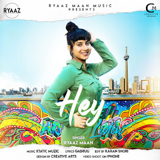 Hey Listen Ryaaz Maan New Punjabi Song 2020 | Ryaan Music | Online Song Promotion By Creative Moudgil