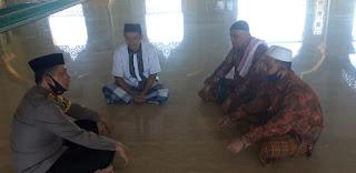 Bangun Sinergitas, Kapolres Pangkep Silaturahmi Dengan Tokoh Agama Kec. Mandalle