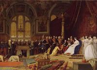 Jean-Léon GérômeRéception des ambassadeurs siamois par l'empereur au palais de Fontainebleau