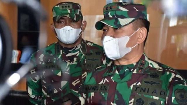 Terkuak Prajurit TNI Heboh Teriak-teriak Rizieq Shihab Ternyata Asyari