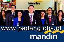 Lowongan Kerja Padang: PT. Bank Mandiri (Persero) Tbk Juni 2018