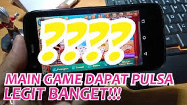 Game Berhadiah Pulsa dan Kuota