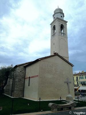 Chiesa di San Nicolò vicino alla Dogana Veneta