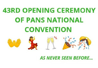 Pans National convention