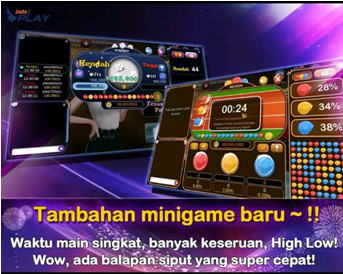 IndoPlay All-in-One Game Judi Terbaik di Tanah Air