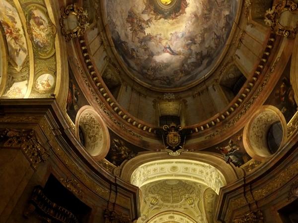 Vienne Vienna Wien église peterskirche baroque